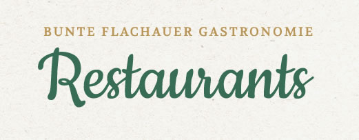 Restaurants in Flachau, Pizzeria, Salzburger Land