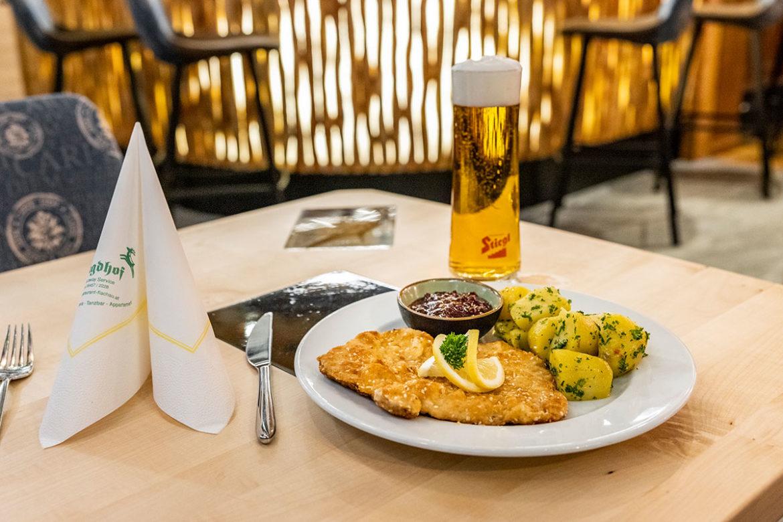Internationale & italienischen Speisen in Flachau