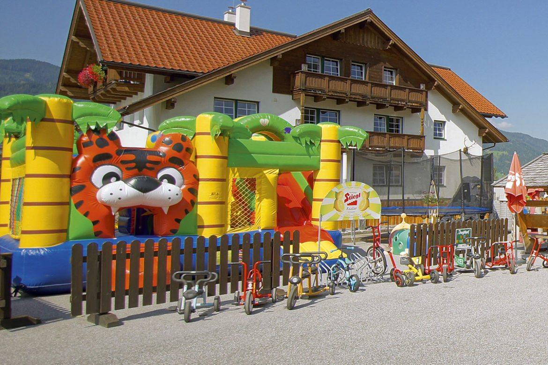 Kinderspielbereich - Restaurant Jagdhof in Flachau