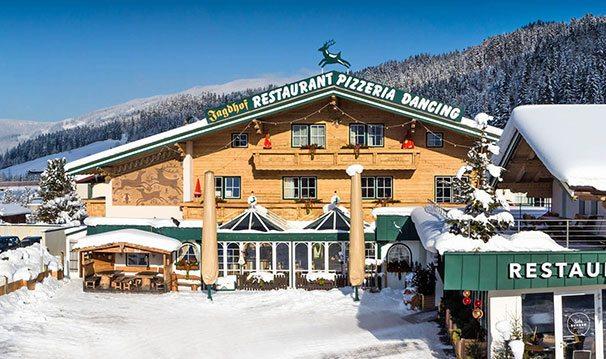 Jagdhof - Ihr Restaurant in Flachau, Salzburg